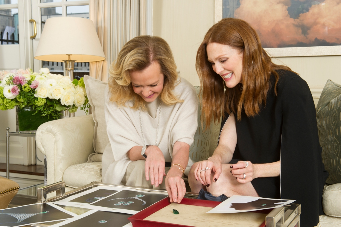 caroline-scheufele-and-julianne-moore-1